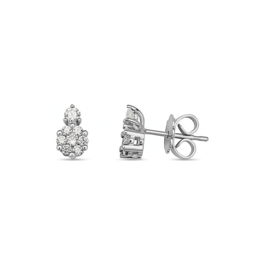 CHRIST Diamonds Ohrstecker 87715078