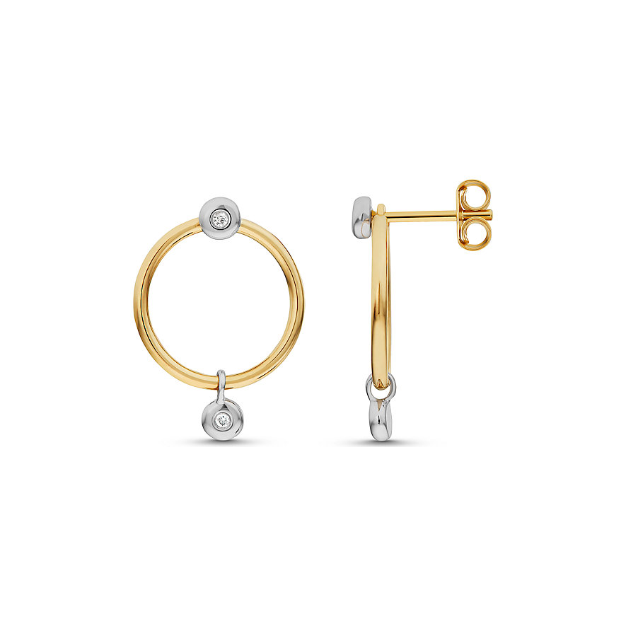 CHRIST Diamonds Ohrstecker 87728927
