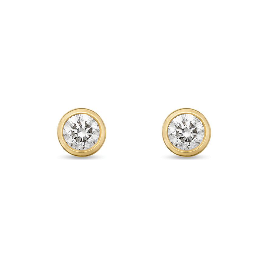 CHRIST Diamonds Ohrstecker 87736679