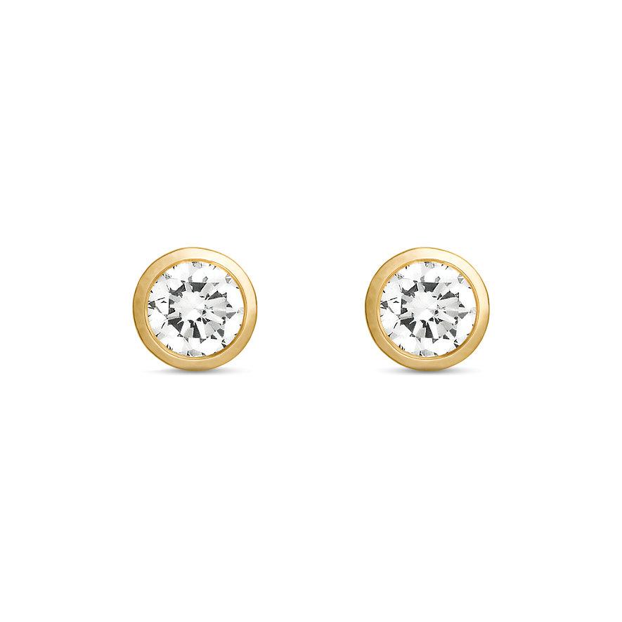 CHRIST Diamonds Ohrstecker 87736717