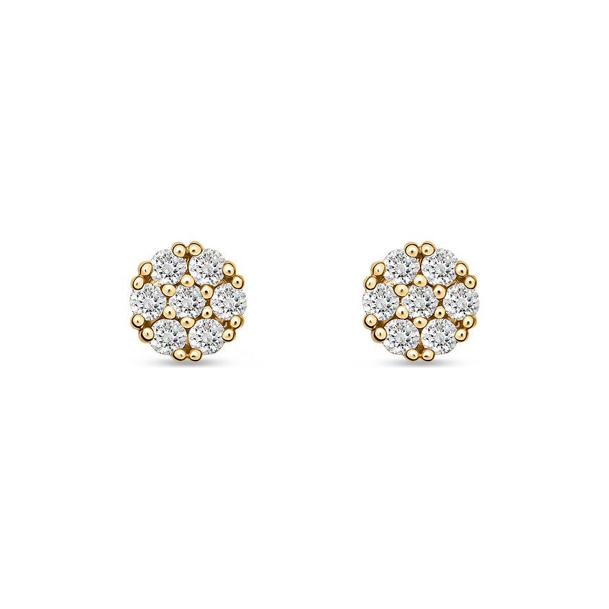 CHRIST Diamonds Ohrstecker 87750019