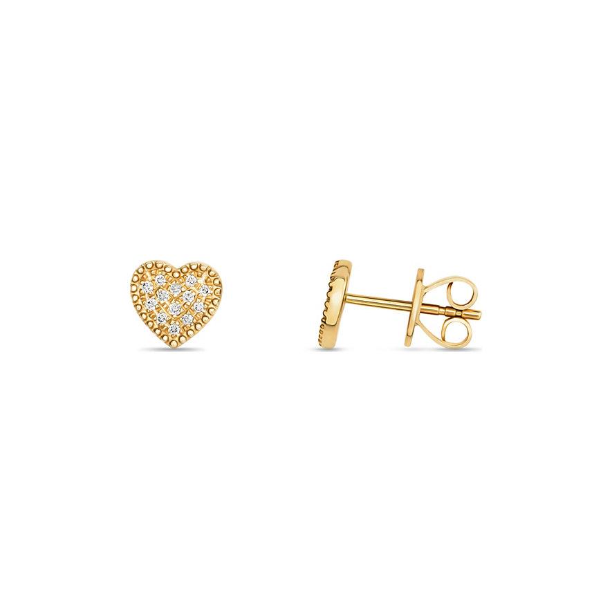 CHRIST Diamonds Ohrstecker 87769615
