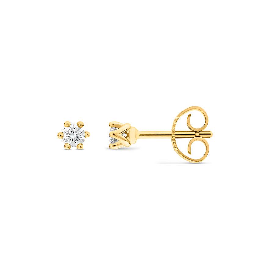 CHRIST Diamonds Ohrstecker 87773647