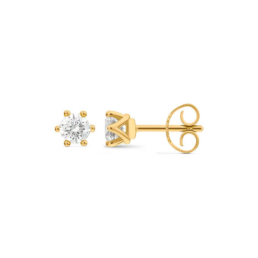 CHRIST Diamonds Ohrstecker 87773922