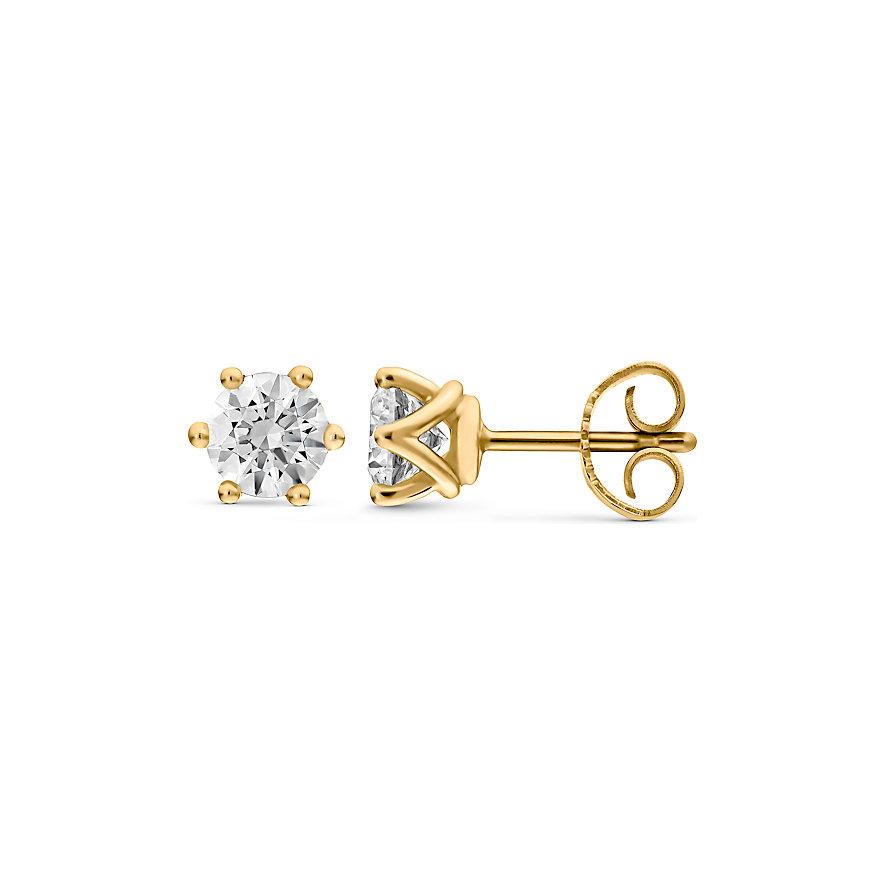 CHRIST Diamonds Ohrstecker 87774023