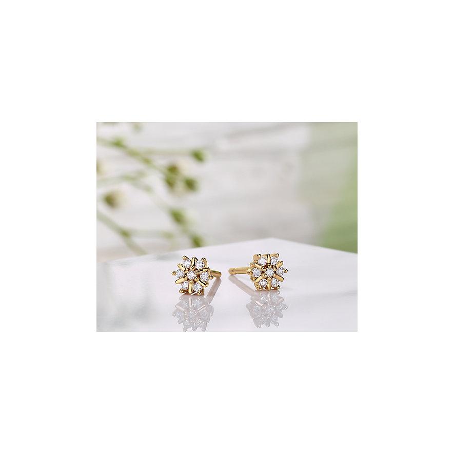 CHRIST Diamonds Ohrstecker 87849597