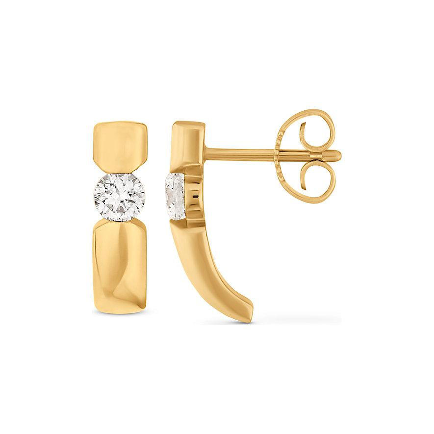 CHRIST Diamonds Ohrstecker 87992683