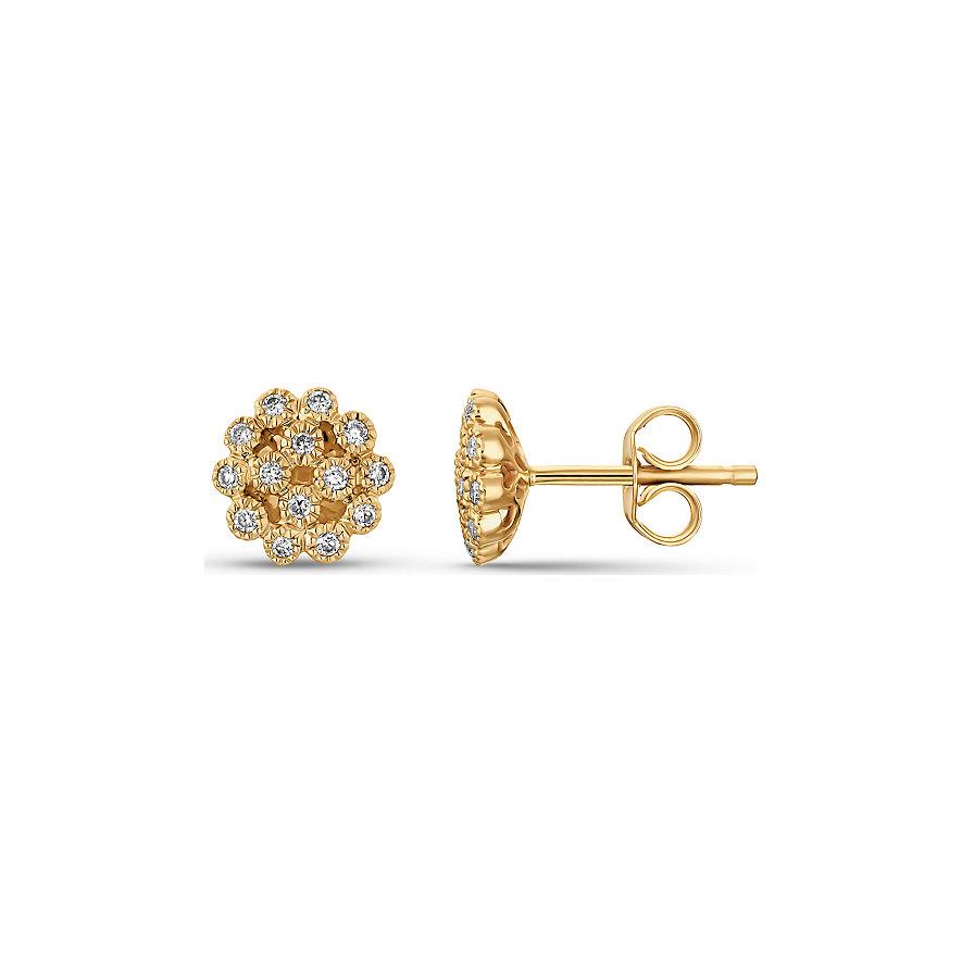 CHRIST Diamonds Ohrstecker 87999319