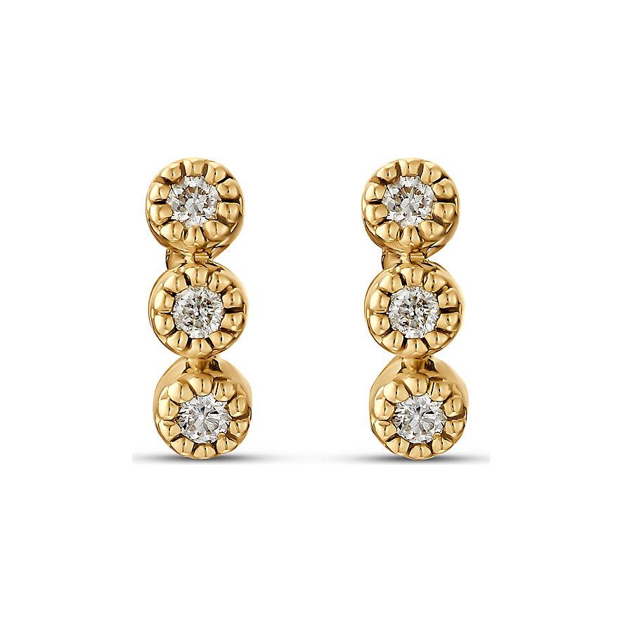 CHRIST Diamonds Ohrstecker 87999483