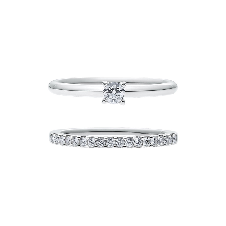 CHRIST Diamonds Ringset 87035301