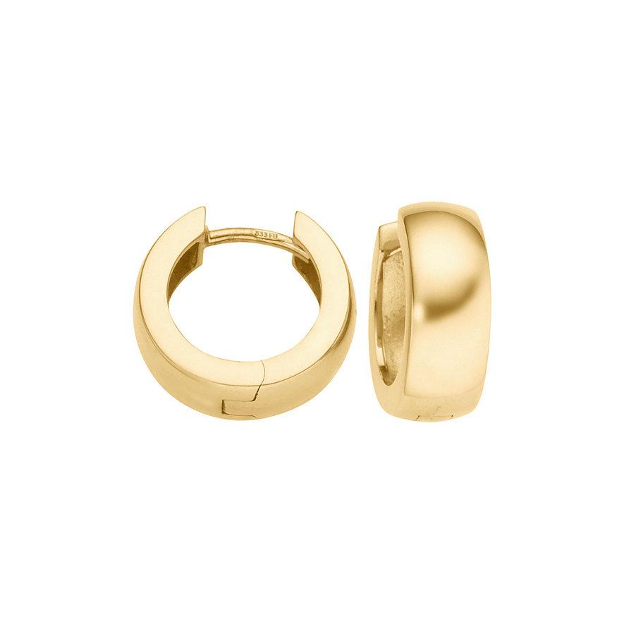 CHRIST Gold Creolen 76958556
