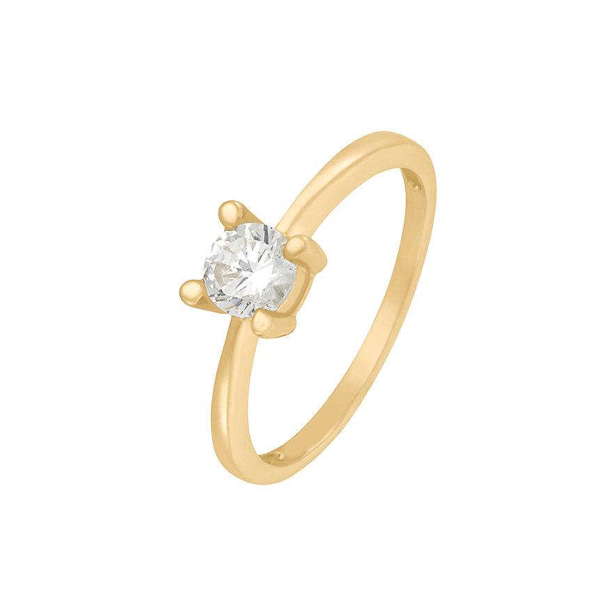 CHRIST Gold Damenring 60076855