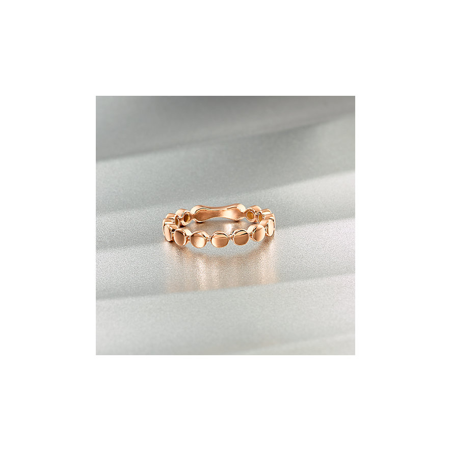 CHRIST Gold Damenring 60120285