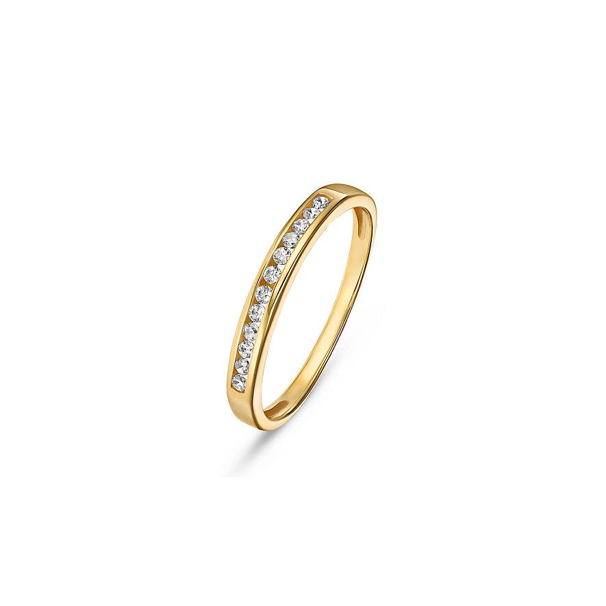 CHRIST Gold Damenring 85764357