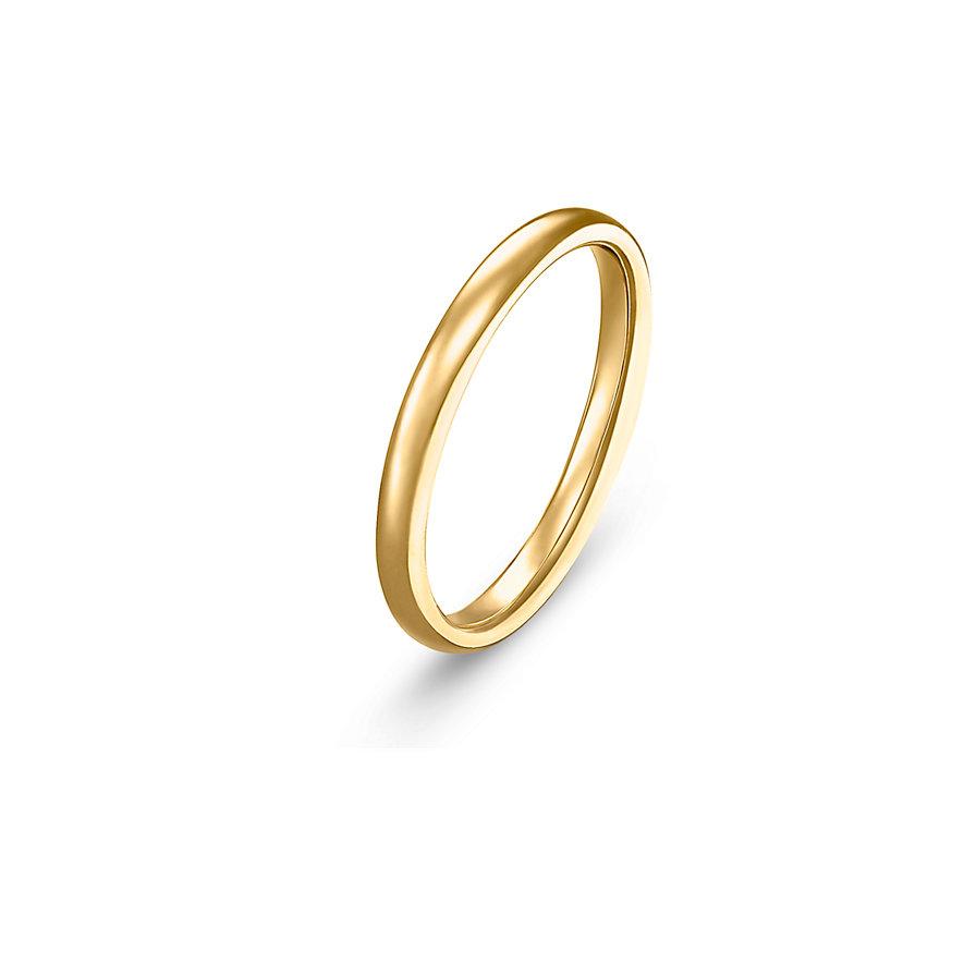 CHRIST Gold Damenring 86110199
