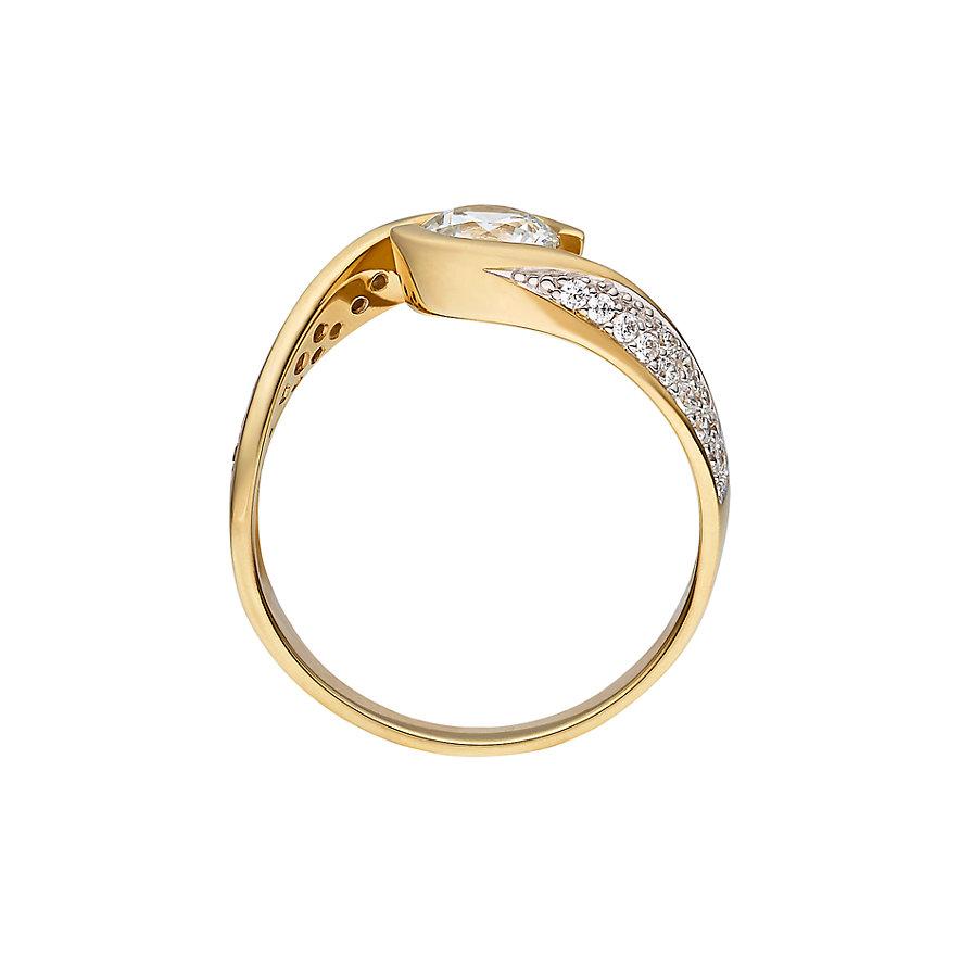 CHRIST Gold Damenring 86984911