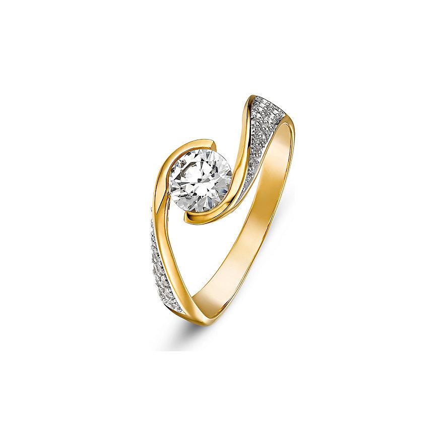 CHRIST Gold Damenring 87437752