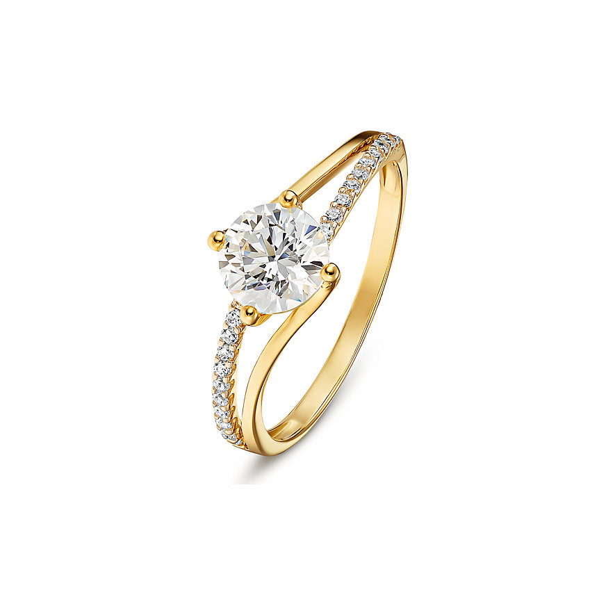 CHRIST Gold Damenring 87438163