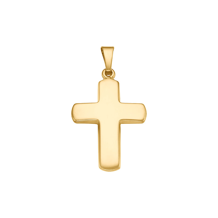 christ-gold-kreuz-anhanger, 49.90 EUR @ christ-de