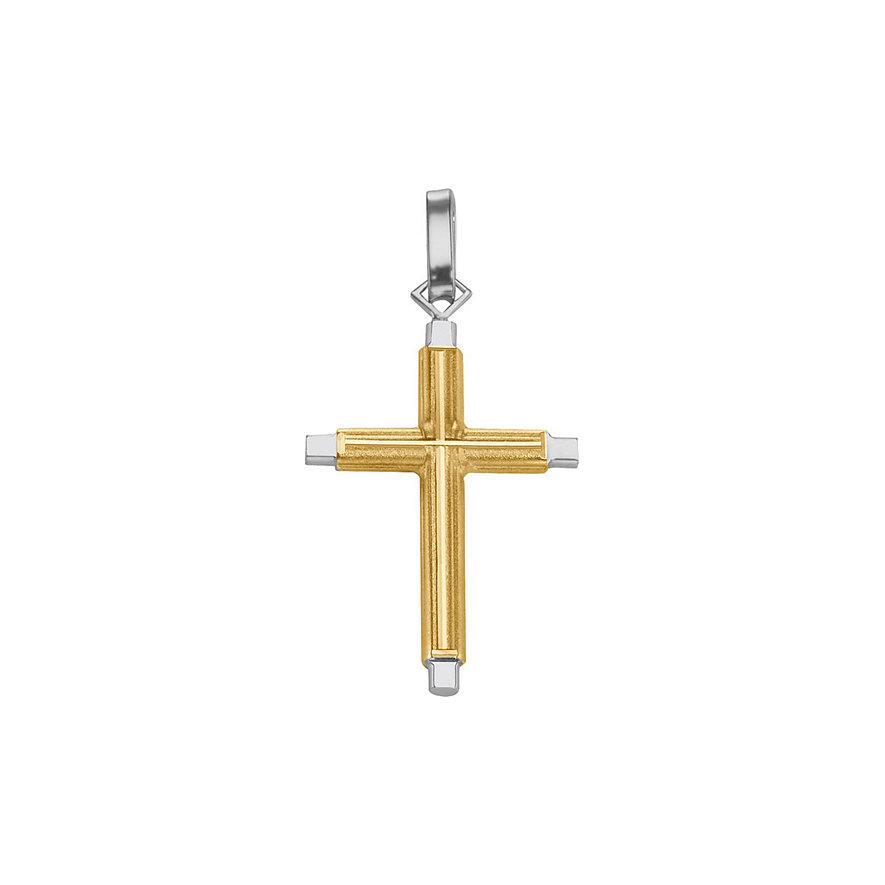 CHRIST Gold Kreuz