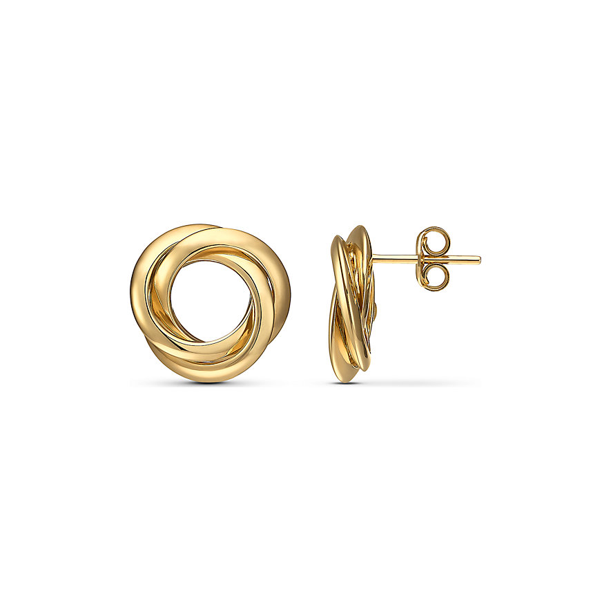 CHRIST Gold Ohrstecker 87495248
