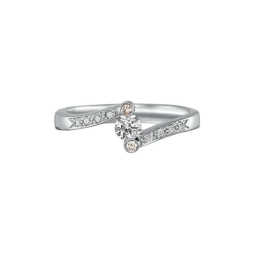 CHRIST Love Diamonds Damenring 60019800