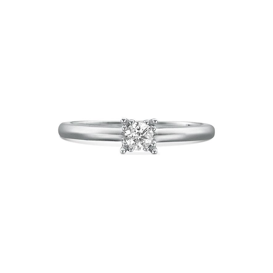 CHRIST Love Diamonds Damenring 60020205