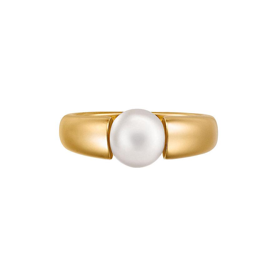 CHRIST Pearls Damenring 60026440