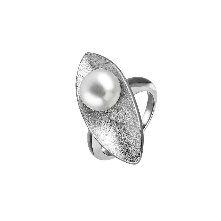 CHRIST Pearls Damenring 60059837