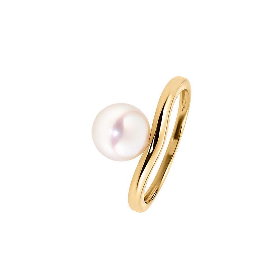 CHRIST Pearls Damenring 60074461