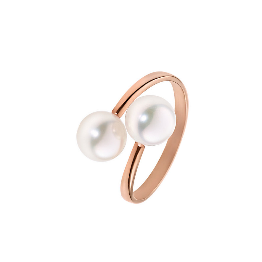 CHRIST Pearls Damenring 60074550