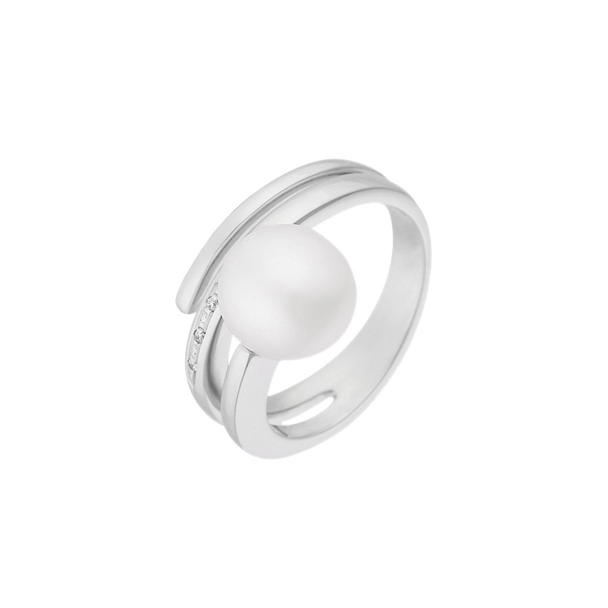 CHRIST Pearls Damenring 86126257