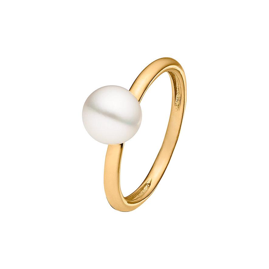 CHRIST Pearls Damenring 86776286