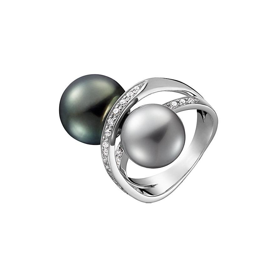 CHRIST Pearls Damenring 87306551