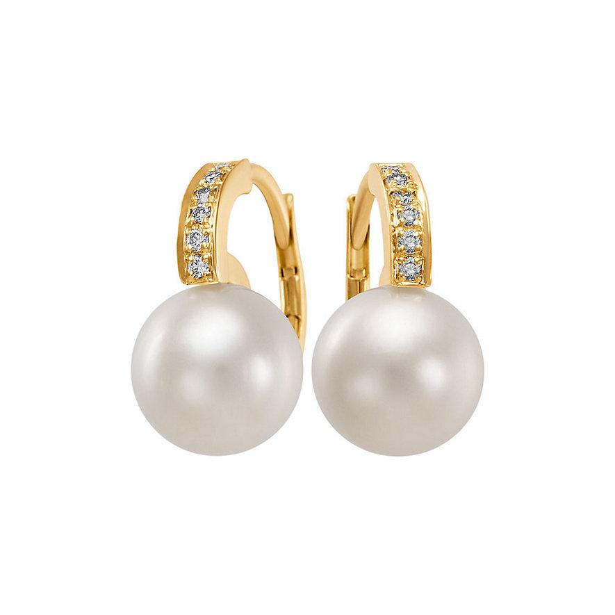 CHRIST Pearls Ohrhänger 83693592