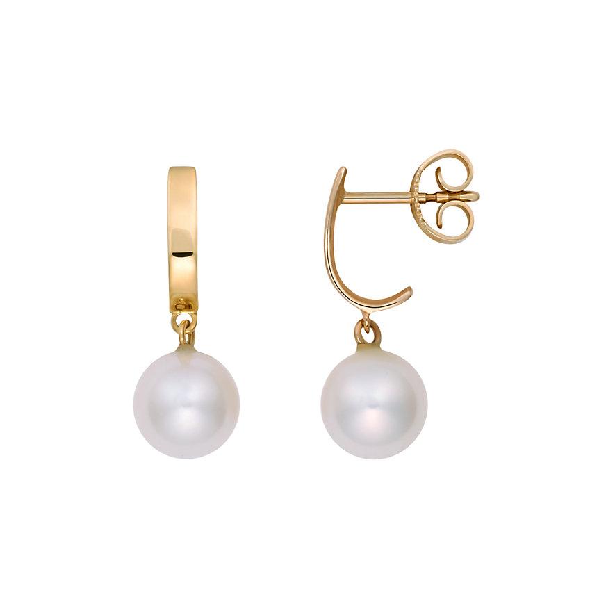CHRIST Pearls Ohrhänger 87005178