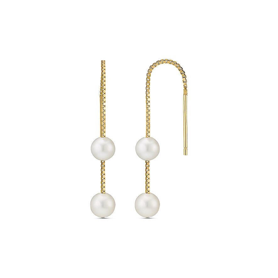 CHRIST Pearls Ohrhänger 87329801