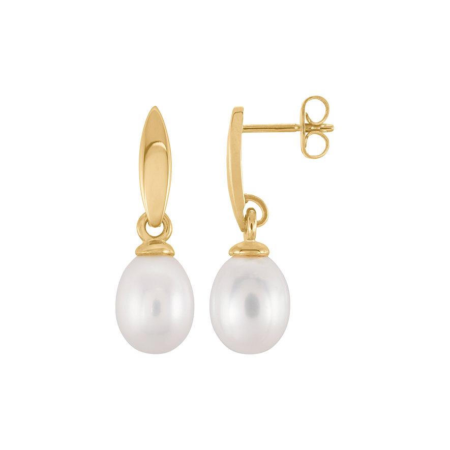CHRIST Pearls Ohrhänger 87481247