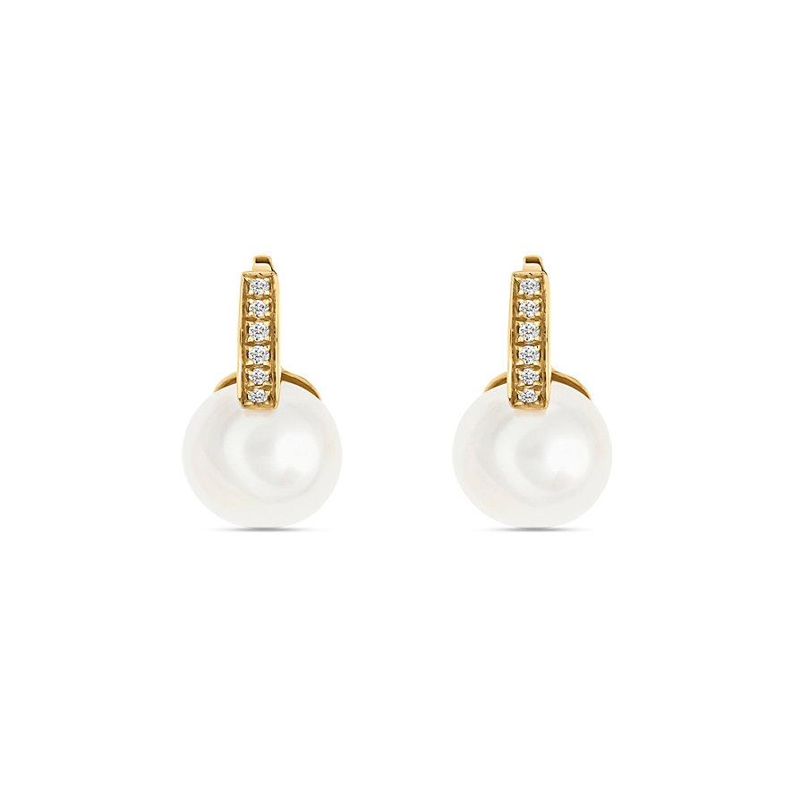 CHRIST Pearls Ohrhänger 87481387