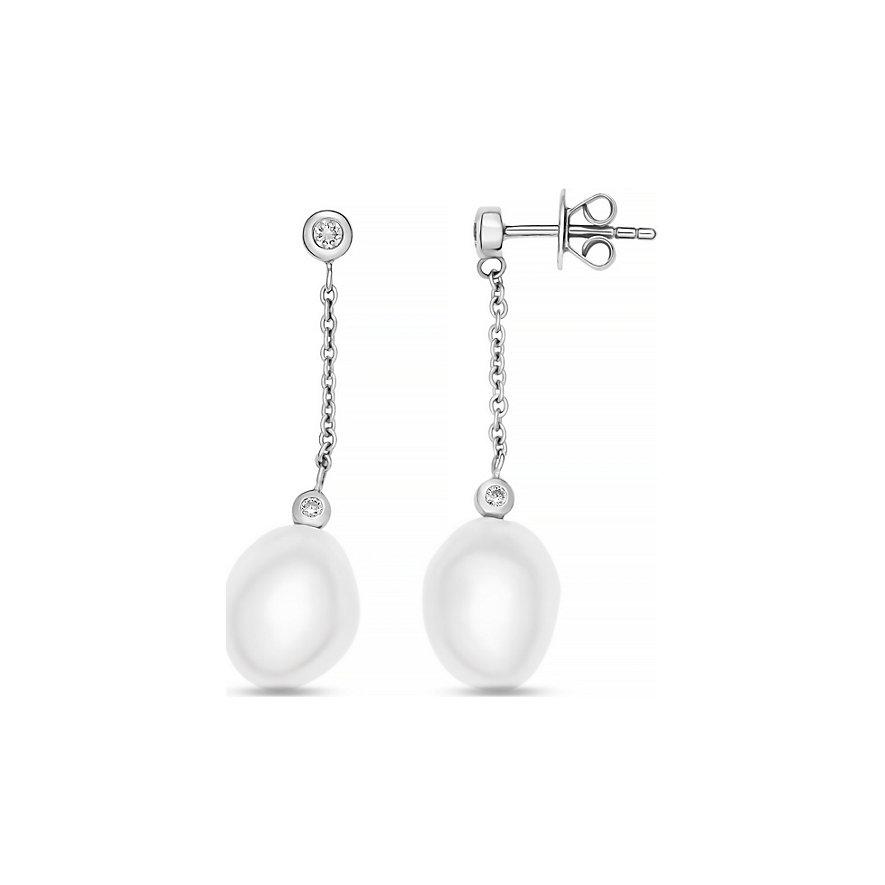CHRIST Pearls Ohrhänger 87773809