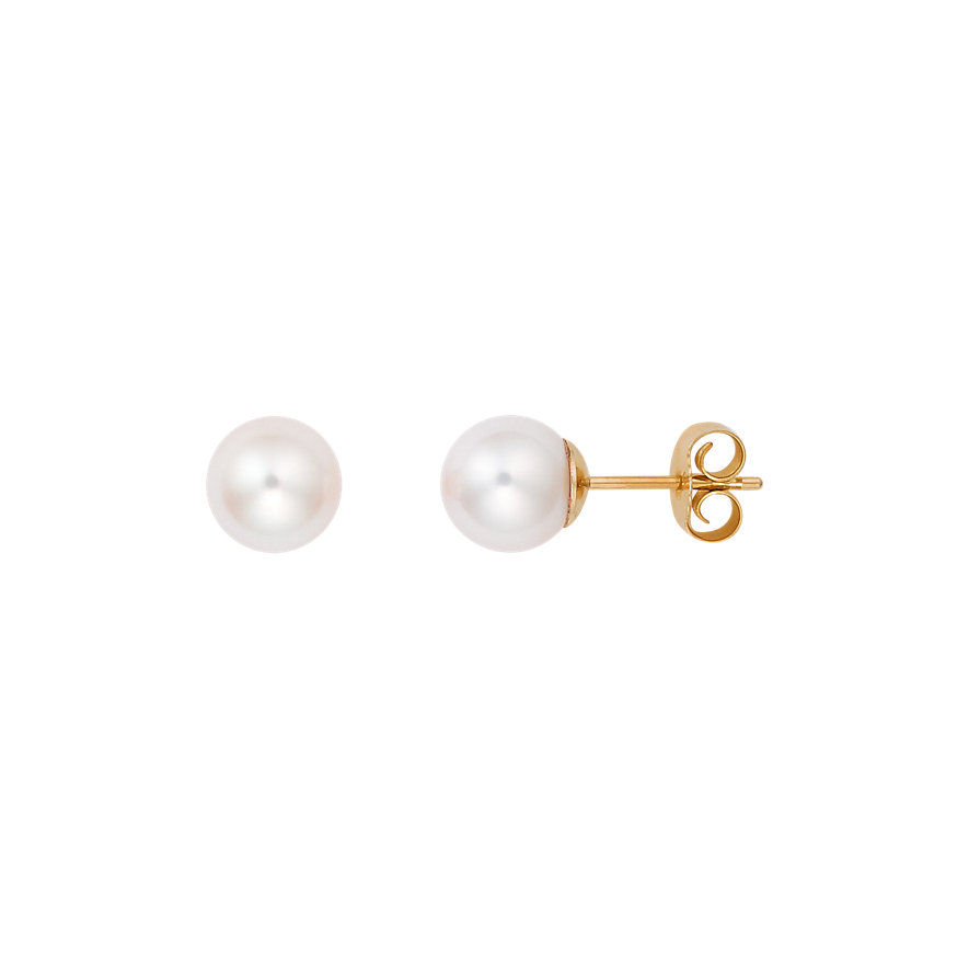 CHRIST Pearls Ohrstecker 84676519
