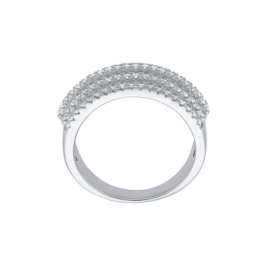 CHRIST Silver Damenring 86830868