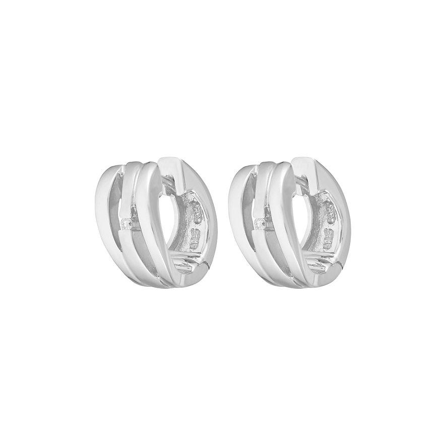 christ-silver-diamonds-creole-86616327, 59.90 EUR @ christ-de