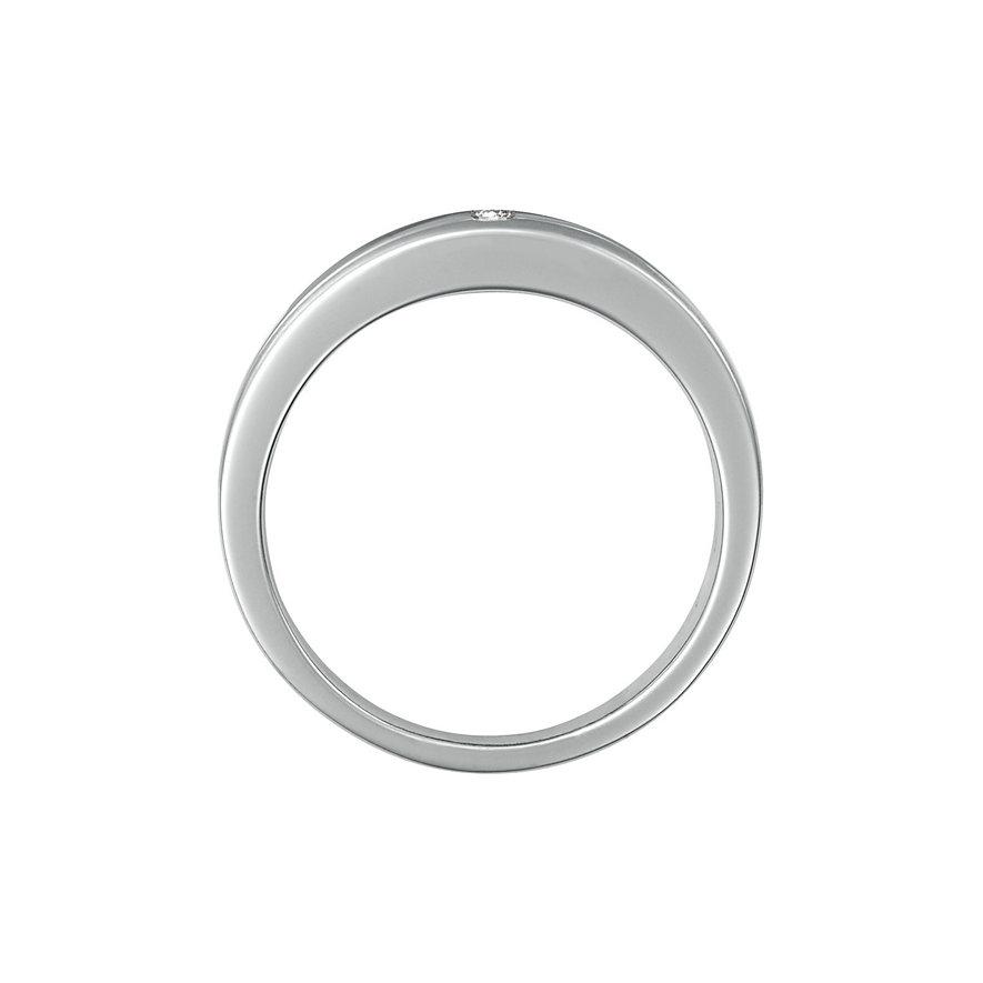 CHRIST Silver Diamonds Damenring 31200624