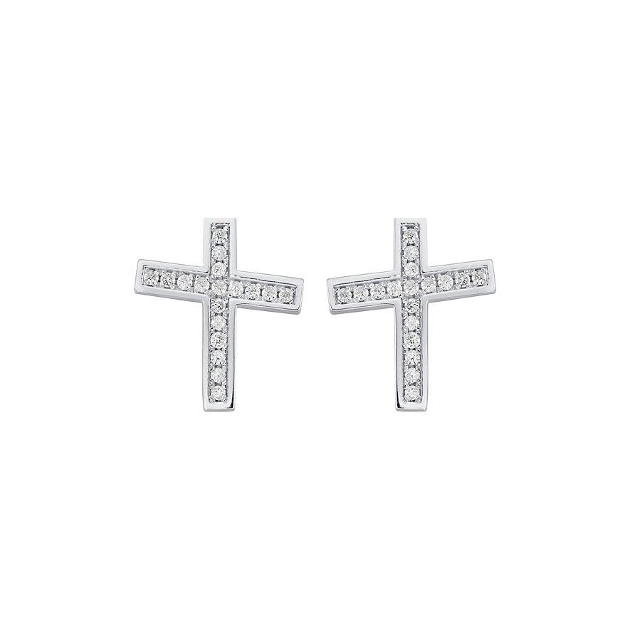 CHRIST Silver Ohrstecker 86978148