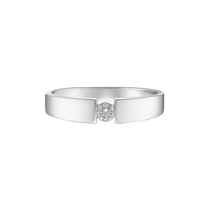 CHRIST Solitaire Damenring  60056641