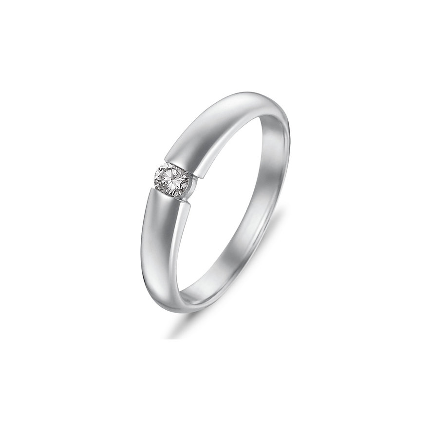 CHRIST Solitaire Damenring 83529865