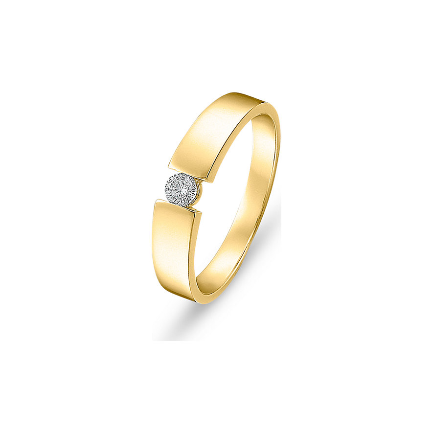 CHRIST Solitaire Damenring 83540761