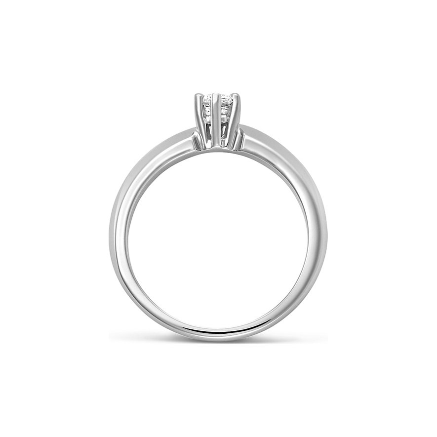 CHRIST Solitaire Damenring 83662344