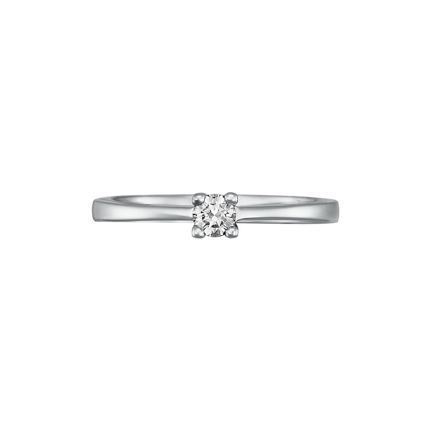 CHRIST Solitaire Damenring 84822566